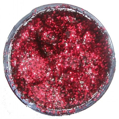 12ml Glitter Gel Makeup Face & Body Fancy Dress SFX Accessory