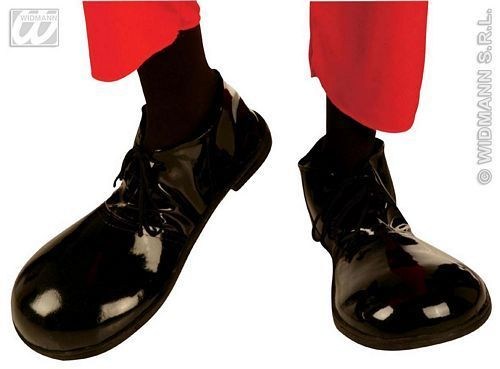20s Charlie Shoes Prof W/Heavy Sole Gangster Mob 20s 30s Fancy Dress