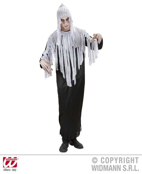 Adults Ghoul Costume Halloween Fancy Dress