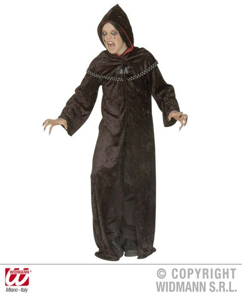 Boys Dark Templar Robe Costume Halloween Fancy Dress