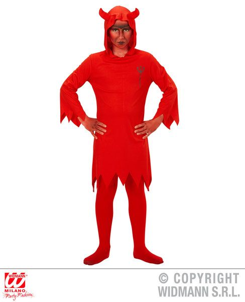 Boys Devil Costume Halloween Fancy Dress