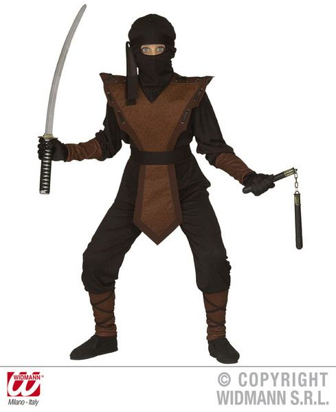 Boys Dragon Ninja Costume Ninja Fancy Dress