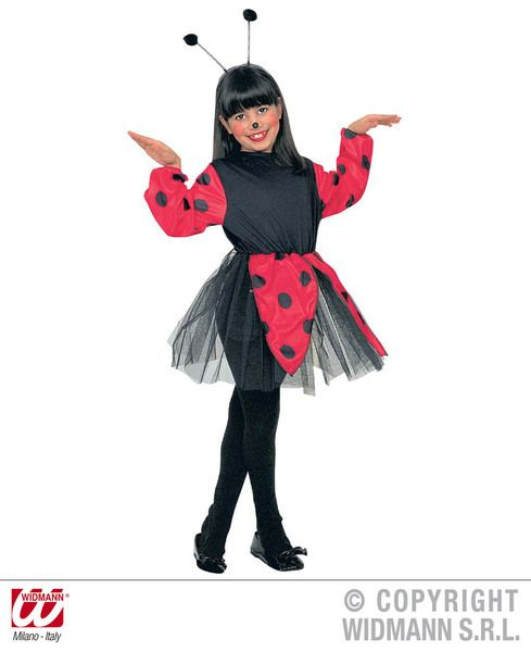 Childrens Bug Costume Animal Fancy Dress