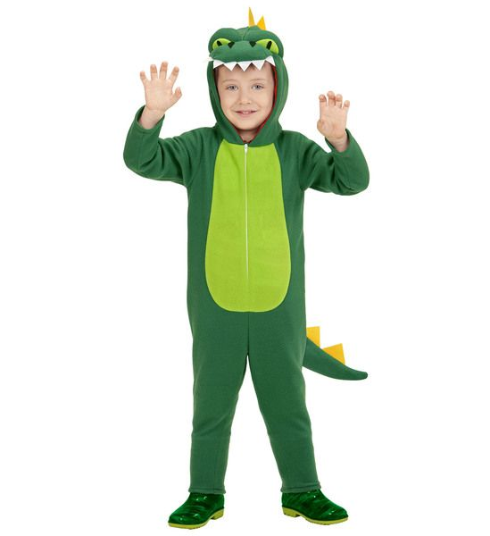 Childrens Dragon Costume Animal Fancy Dress