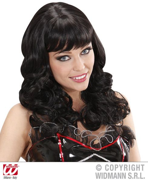 Katy Wig Fancy Dress