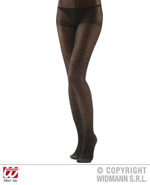 Pantyhose - Glitter Stockings Tights Pantyhose Lingerie Fancy Dress