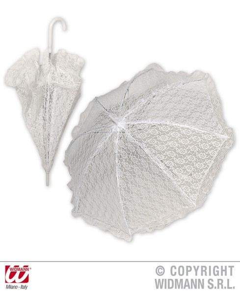 Parasol Lace 83cm Fancy Dress Accessory