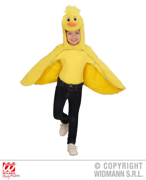 Toddler Plush Chick Costume Animal Fancy Dress