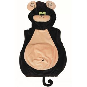 Adult Unisex Monkey Costume Animal Fancy Dress