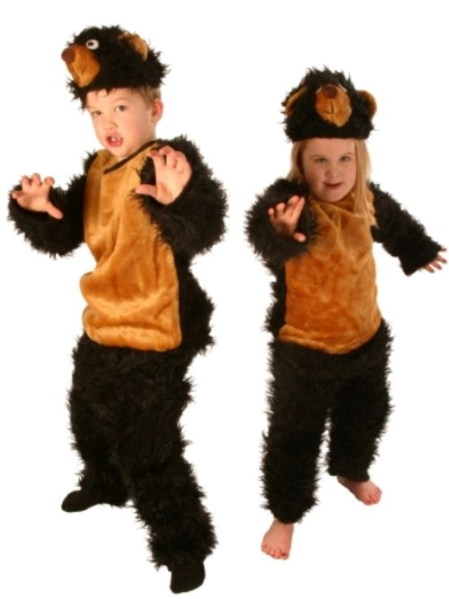 Animal Bear Child Costume Nature Zoo Wildlife Book Week
