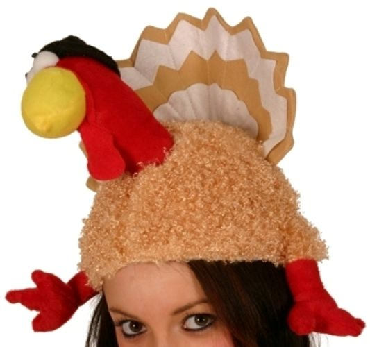 Animal Flying Thanks Giving Turkey Hat for Christmas