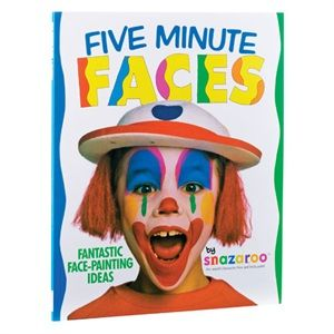 Book Five Minute Faces Makeup for Fancy Dress