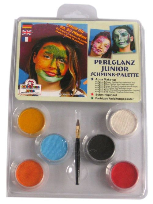 Boxed Set Pearlised Junior Palette