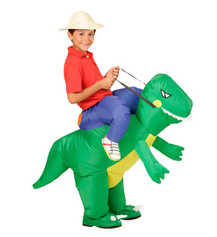 Boys Dinosaur Costume Costume Jurassic Park Prehistoric Creature Fancy Dress