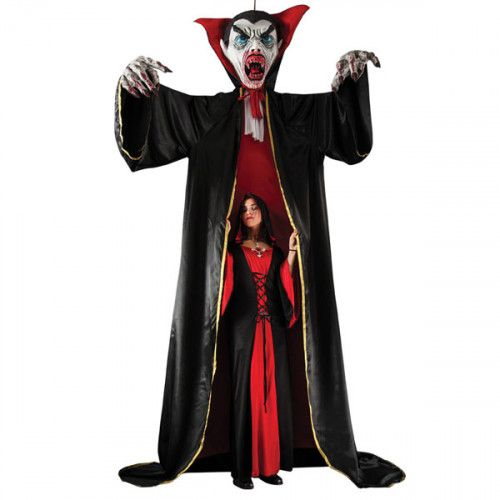 Decorative Giant Hanging Vampire 3.5m Halloween Dracula Vamp