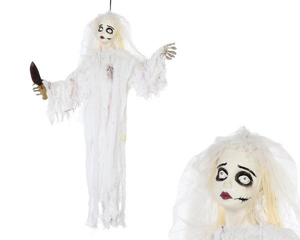 Decorative Hanging Phantom Girlfriend 85 Halloween Opera Spook Ghost