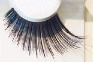 Eye Lash set Fun Black Long Extra Cosmetics Makeup