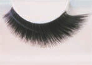 Eyelash Eye Lash set Fun Black