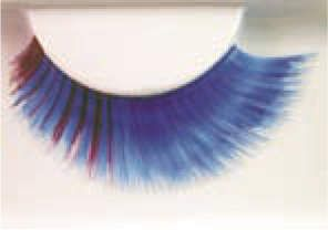 Eyelash Eye Lash set Fun Purple