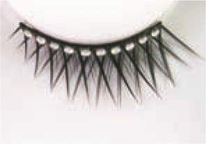 Eyelash Eye Lash set Rhinestone