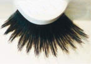 Eyelash Eye Lash set serrated