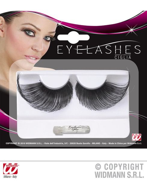 Eyelashes Extralong Makeup Beauty Cosmetics