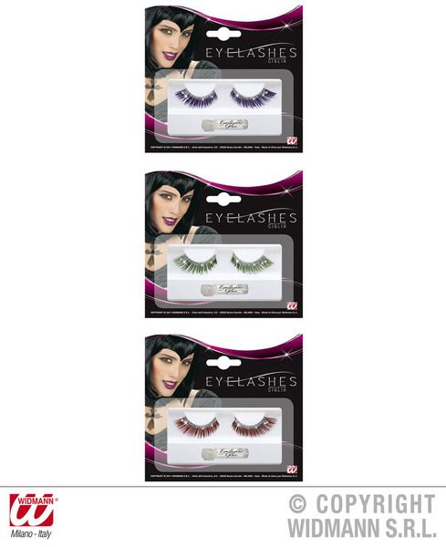 Eyelashes With Face Body Makeup Beauty Cosmetics