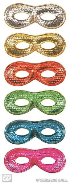 Eyemask Metallic Eye-Mask Masquerade Ball Mask Fancy Dress