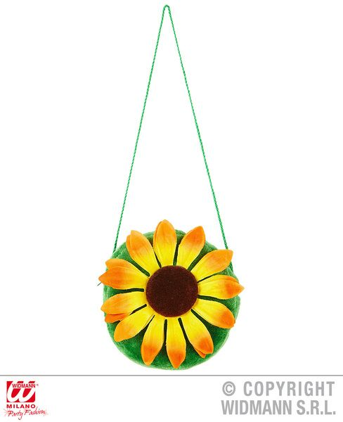 Fairy Sunflower Handbag Tink Pan Fairytale Whisp Fancy Dress