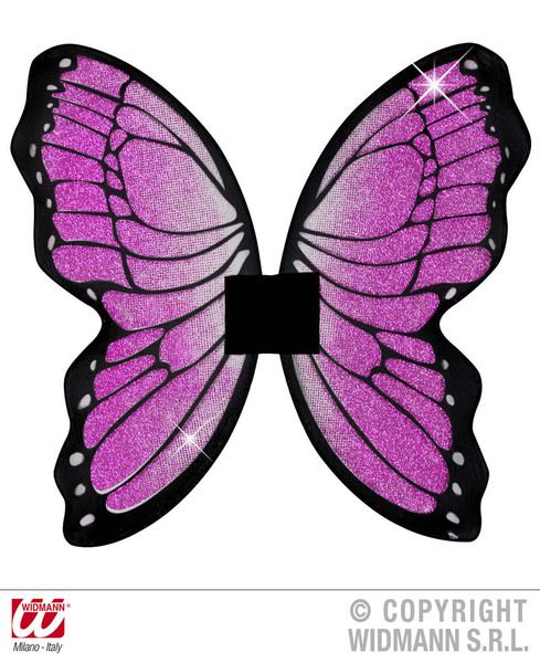 Glitter Butterfly Wings 50cm x 50cm Bug Insect Animal Creature Cosmetics