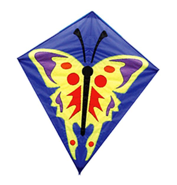 Graphic Diamond Butterfly Animal Kites Outdoor Camping Beach Sports Games & Gifts