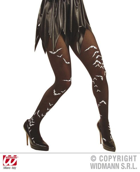 Ladies Pantyhose Black Lingerie Nylons Fancy Dress