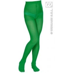 Ladies Pantyhose Green (Xl) Lingerie Nylons Fancy Dress