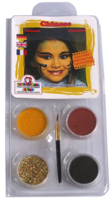 Makeup Designer A Face Pack Chinese Halloween