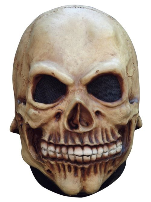 Mask Head Skull Junior Guillotine Headless Beheaded Halloween Zombie Body Prop