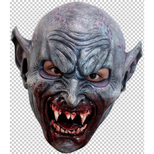 Mask Head Vampire Cornelius Guillotine Halloween Zombie Body Prop