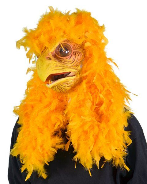 Mask Super Chicken Super hero Superhero