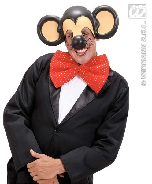 Mouse Headpieces Rodent Animal Creature Mammal Fancy Dress
