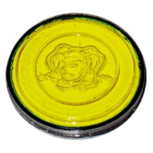 Neon Face Paint UV Effect 3.5ml Yellow Makeup Halloween