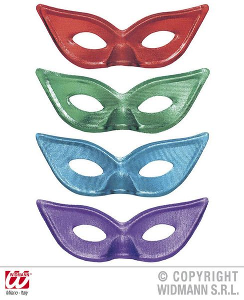 Papillon Eyemask Eye-Mask Masquerade Ball Mask Fancy Dress