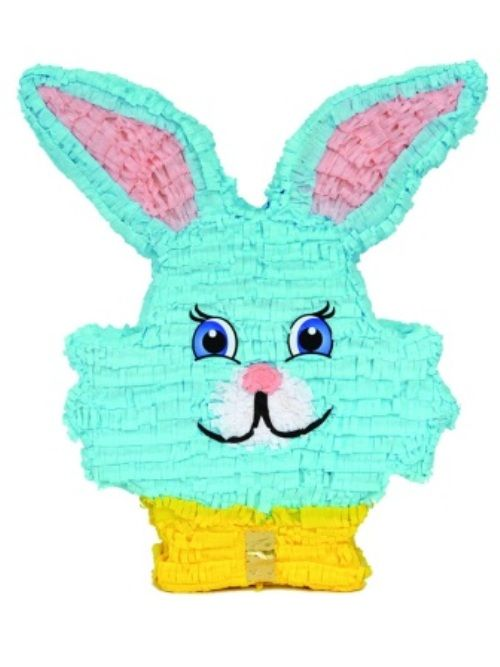 Pinata Animal Blue Bunny Nature Zoo Wildlife Book Week