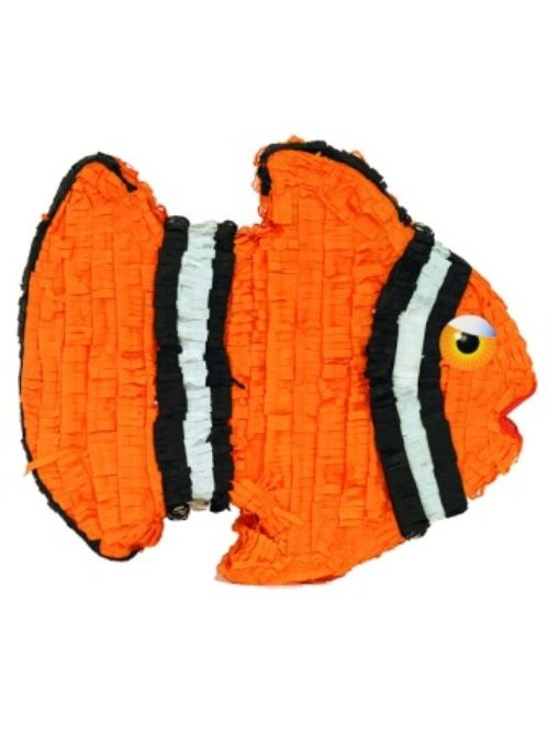 Pinata Fish Clown Mermaid Nemo Seas Animal Creature