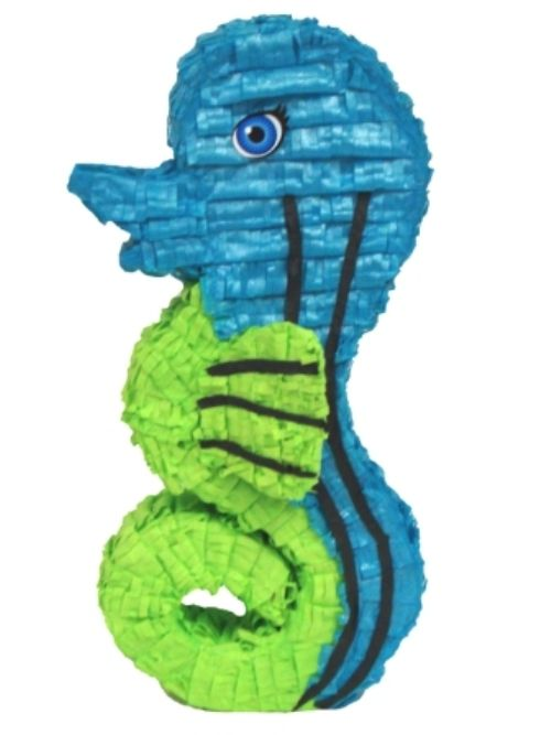 Pinata Fish Sea Horse Mermaid Nemo Seas Animal Creature