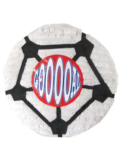 Pinata Football Black & White Soccer MLS SPL PL World Cup European