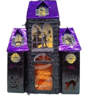 "Pinata Haunted House 20"" Premier Halloween"