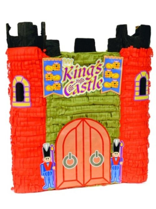 Pinata Knights Castle Camp Fortress Stockade
