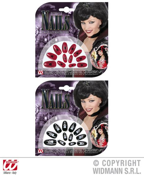Printed Nails Face Body Makeup Beauty Cosmetics