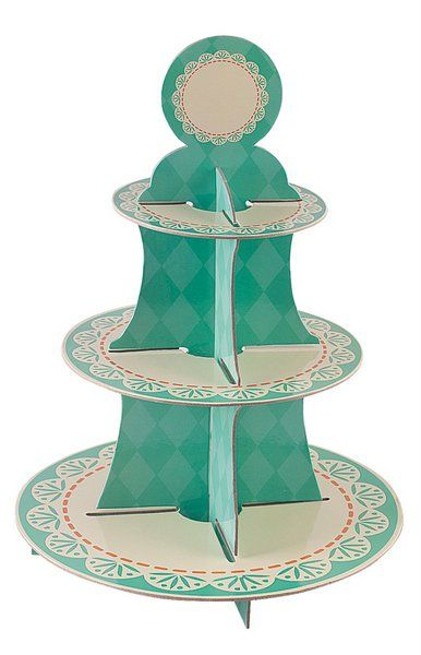 Tiffany Cake Stand 3 Tiers Round Wedding Anniversary Table Decoration