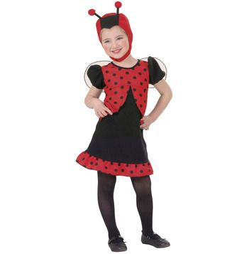 Toddlers Ladybug Toddler Costume Book Week Fancy Dress