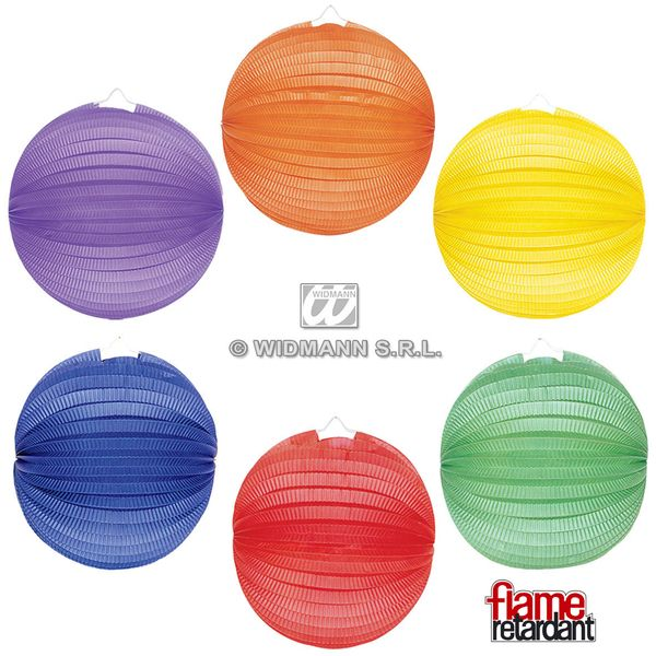 Unicolour Paper Balls Chinese Party Decoration Gift Novelty